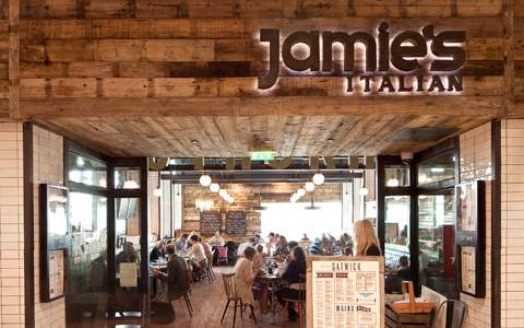 New scheme for students to work at Jamie Oliver's restaurant