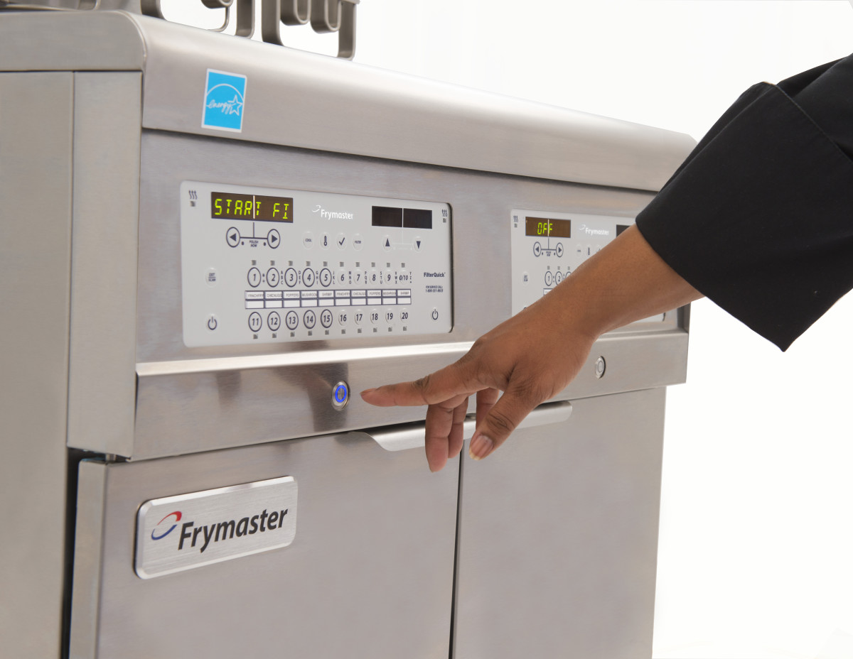 Frymaster FilterQuick Electric