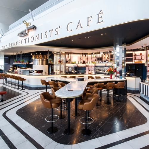 The Perfectionists' Cafe