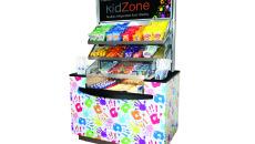 Flexeserve Kidzone refrigerated display unit
