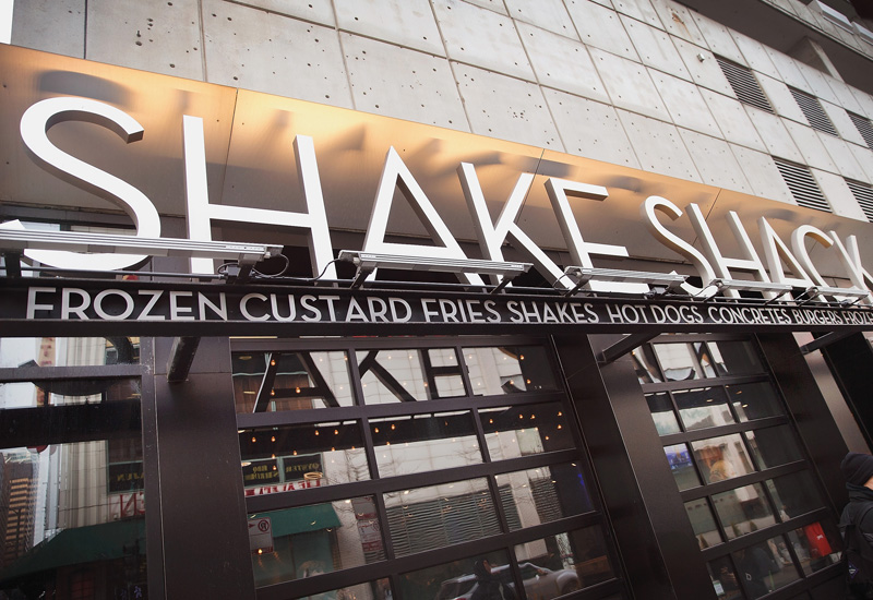 Shake Shack outlet