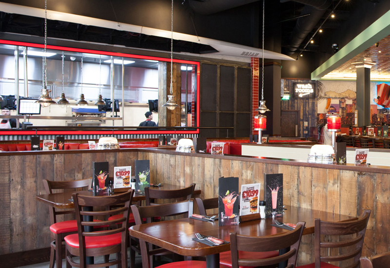 TGI Friday's Leicester