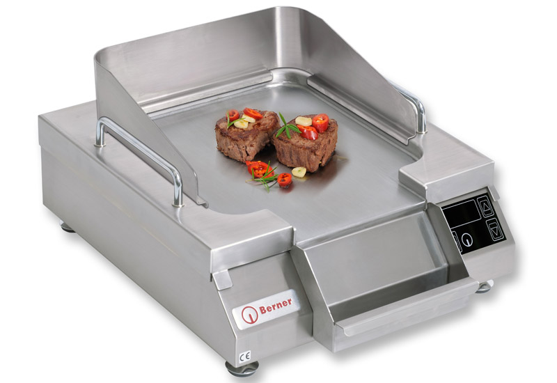 Berner Kombi-Star induction cooking hob