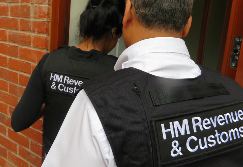 HMRC officers