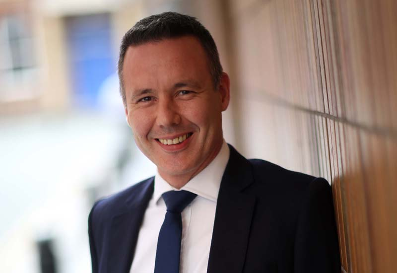Rhys McKinnell, head of food and catering, Fenwick Newcastle