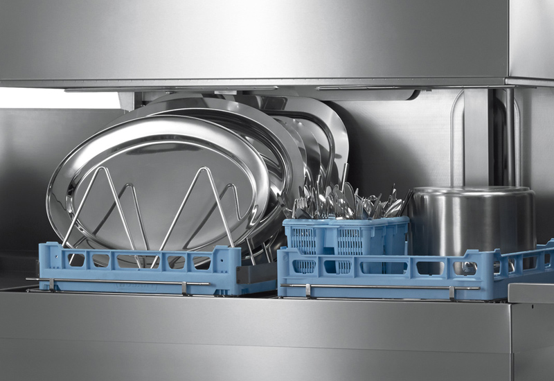 AUPT hood-type dishwasher