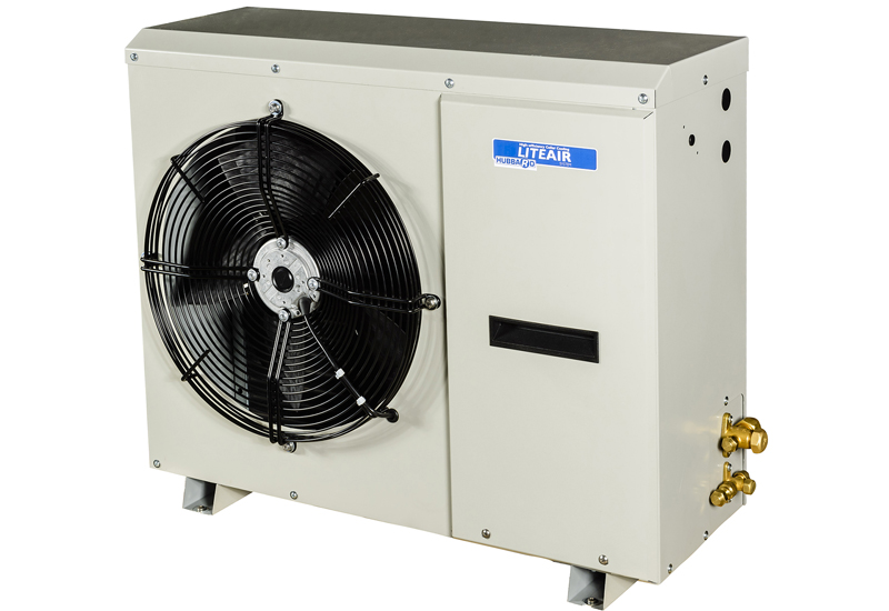 LiteAir cellar-cooling system