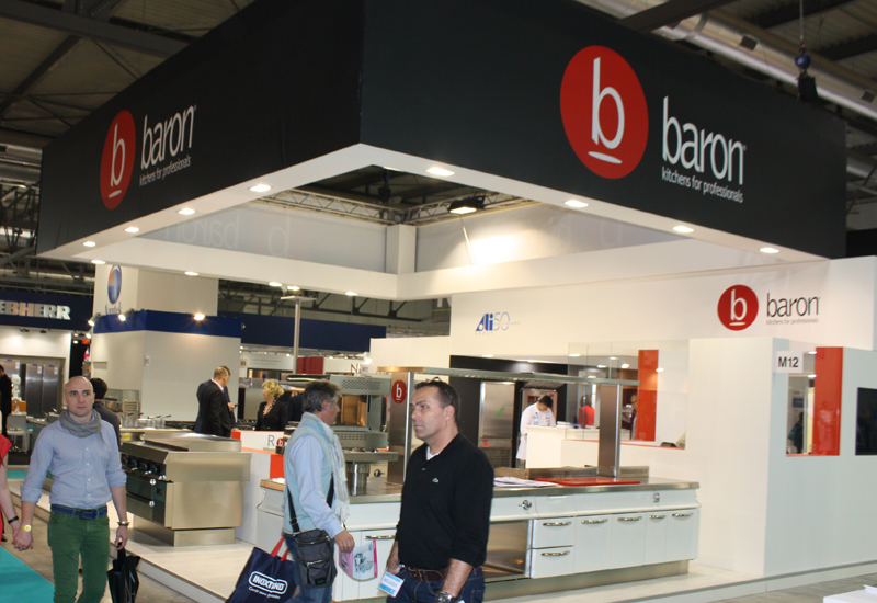 Baron Host stand 2013