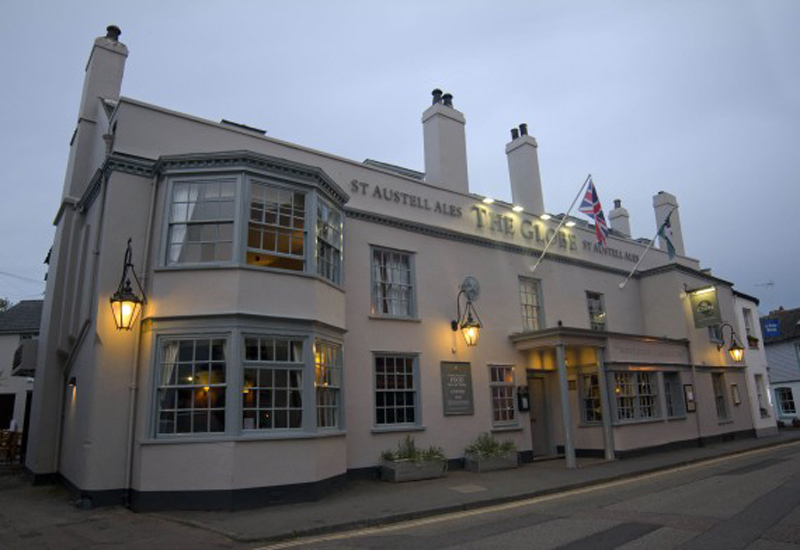St Austell Brewery adds 170th pub to its portfolio.