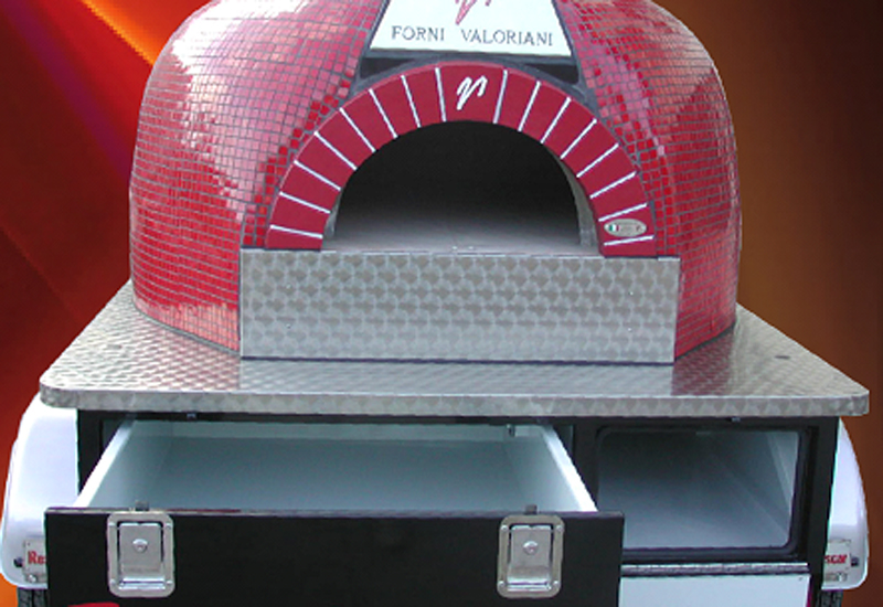 New Valoriani oven to boost UK street food scene