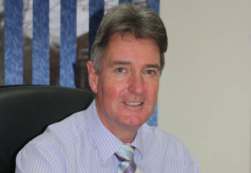 Steve Elliott, managing director