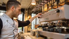 Drake & Morgan has recently opened its ninth site at Pancras Square, Kings Cross installing two Gaggia D90 models from UK espresso specialist Caffeine Limited