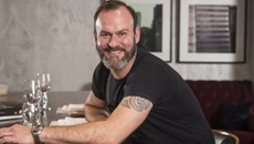 Glynn Purnell, feature partner chef
