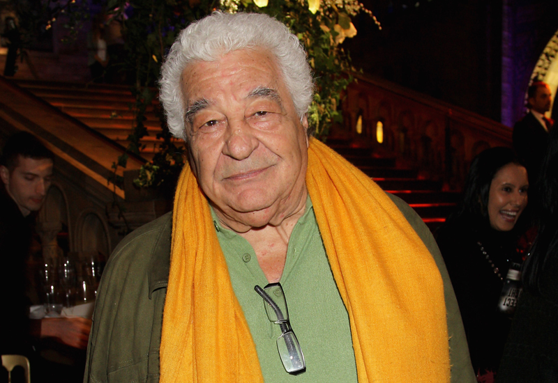 LONDON, ENGLAND - FEBRUARY 20:  Antonio Carluccio attends the 2012 Orion Authors' Party at the Natural History Museum at the Natural History Museum on February 20, 2012 in London, England.  (Photo by Chris Jackson/Getty Images for Orion Books)
