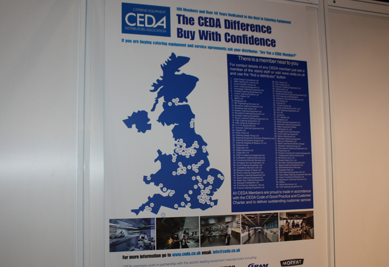 CEDA map