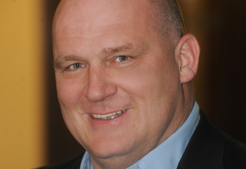 Steve Richards, CEO