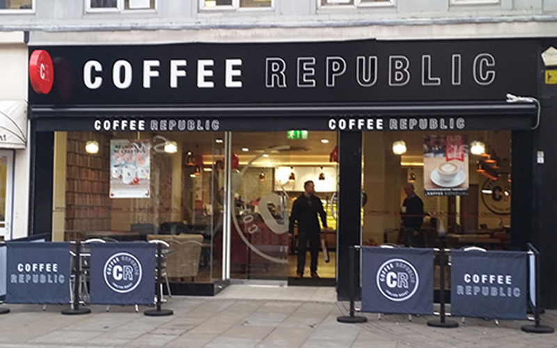 Coffee Republic Romford