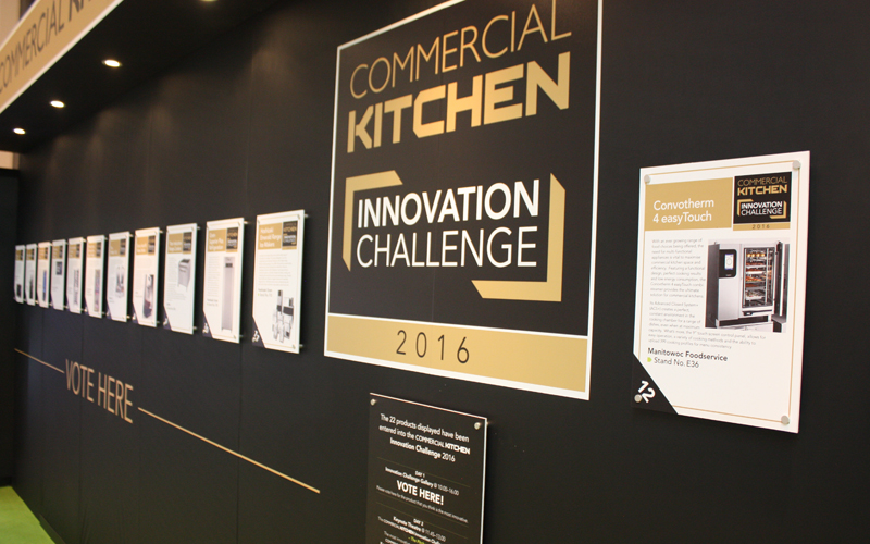 Commercial Kitchen Show 2016 Day One 13
