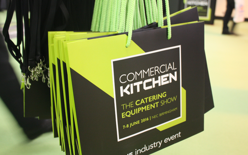 Commercial Kitchen Show 2016 Day One 14