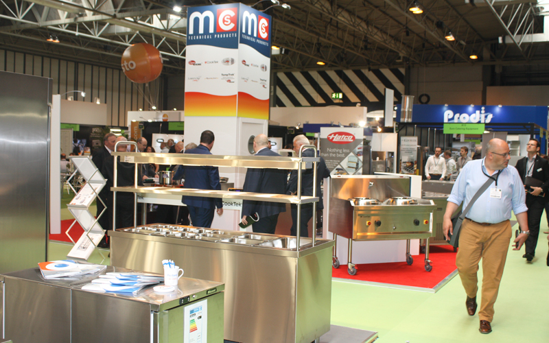 Commercial Kitchen Show 2016 Day One 20