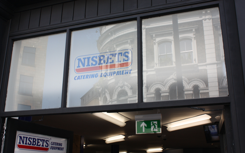 Nisbets East London
