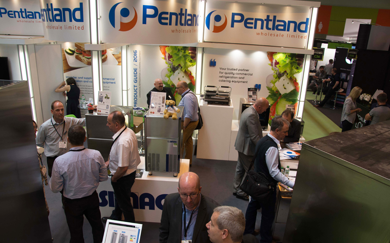 Pentland Wholesale at Commercial Kitchen