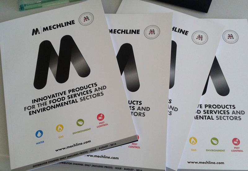 Mechline sales brochure