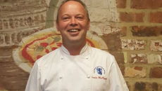 Norman McKenzie, executive chef