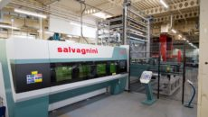 Salvagnini L5 laser machine