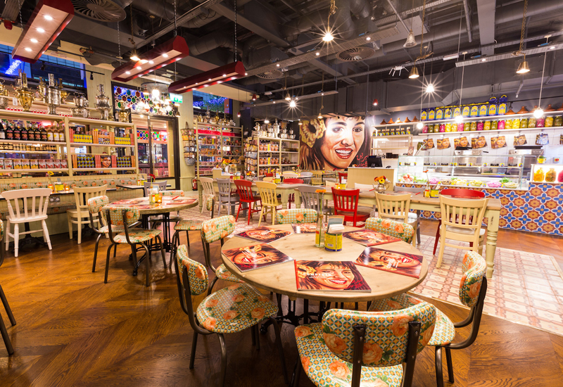 Comptoir Libanais, The Avenue, Spinningfields