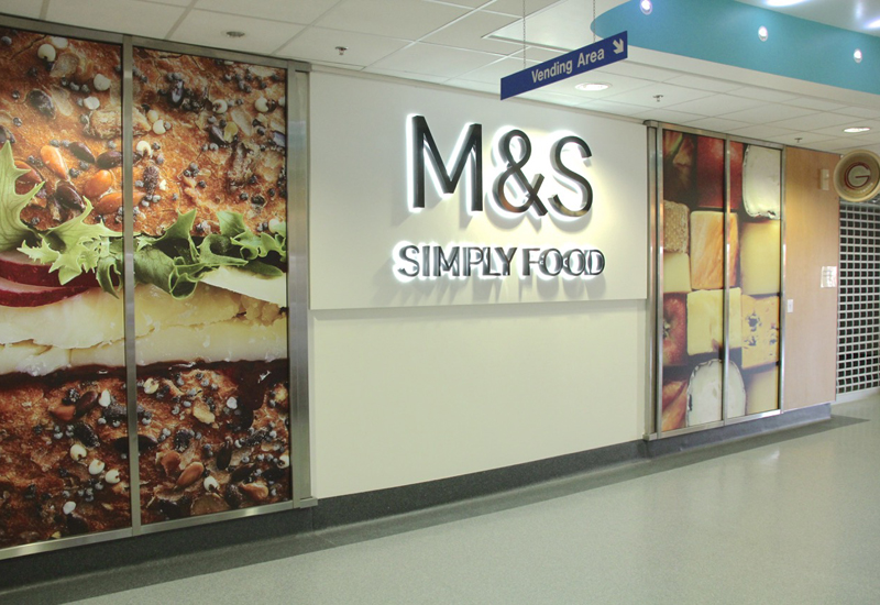 M&S Simply, Bradford Royal Infirmary
