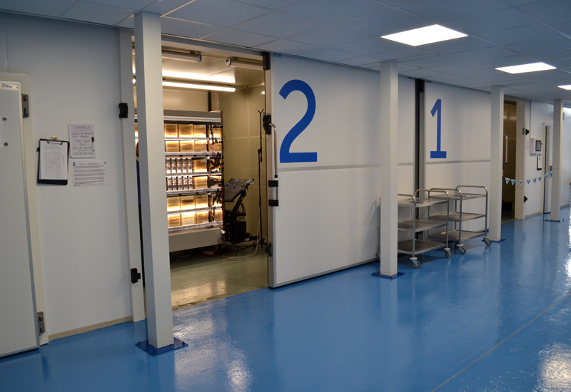 Adande Aircell testing facility 1