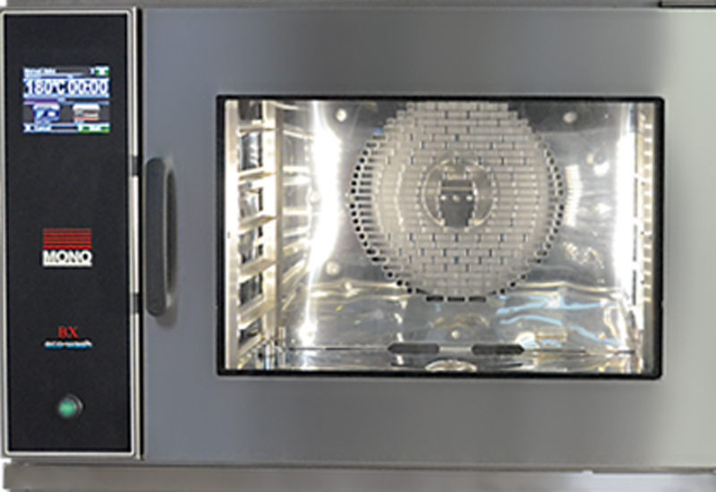 BX Eco-Wash convection oven