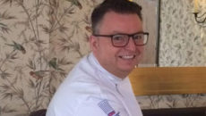 Matt Davies, group executive chef, The Lewis Partnership