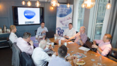 Round Table meeting, Food Service Equipment Magazine, Sponsored by Brita   One Euston Square, 40 Melton Street NW1 2FD