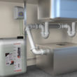 Aluline's grease trap and Aluzyme dosing system.