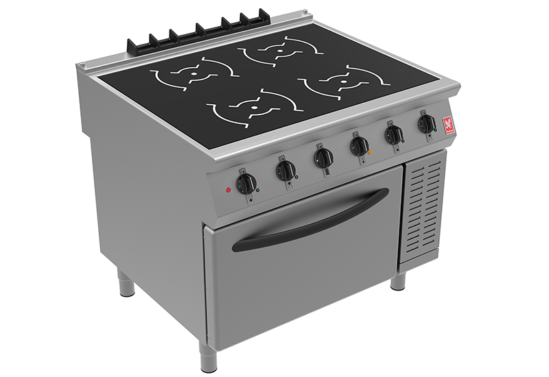 F900 induction range