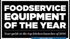 Foodservice Equipment of the Year, Design-led