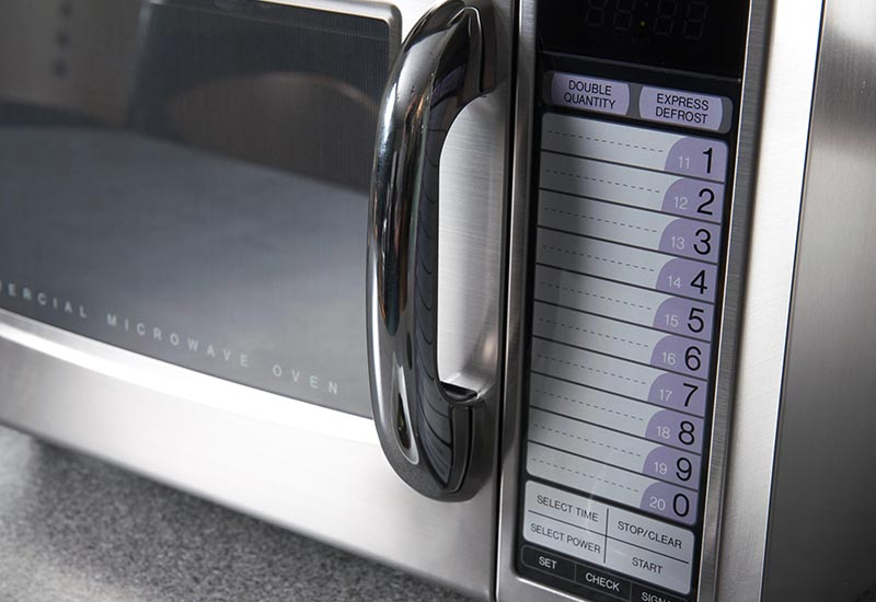 Conditions of microwave warranties will reflect the quality of the equipment, claim experts.