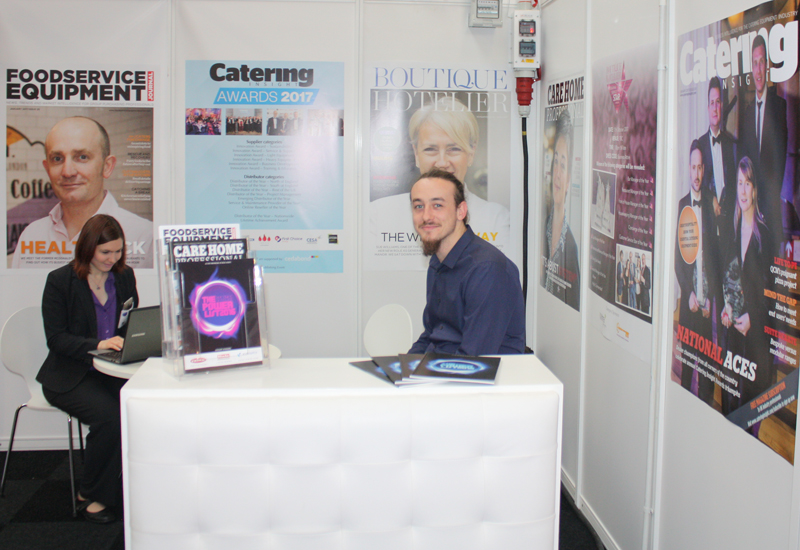 ITP Promedia stand