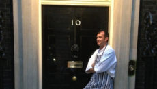 Graham Howarth, head chef, Chequers Estate