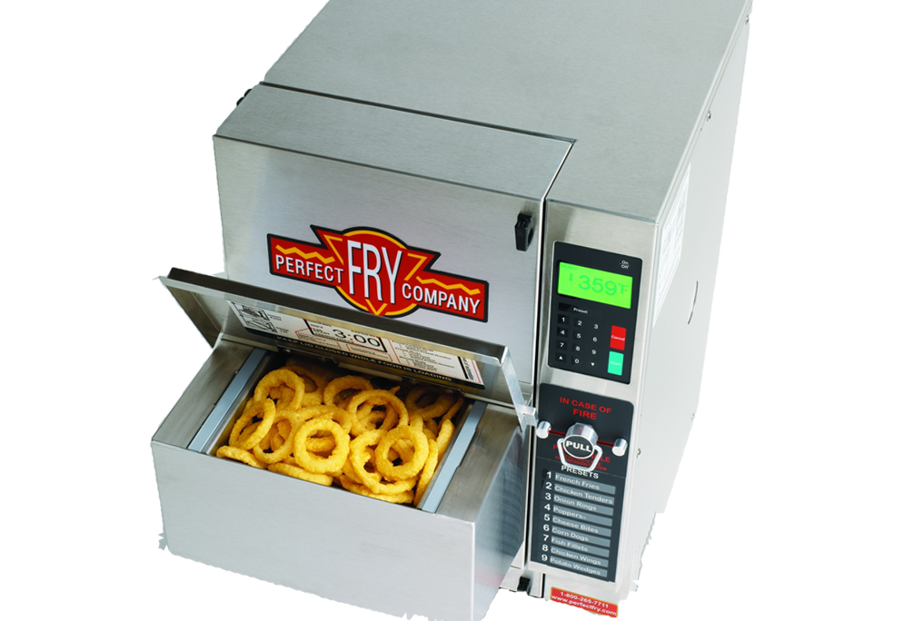 Perfect Fry ventless fryer