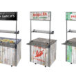 Moffat Versicartes Pop Up mobile counters