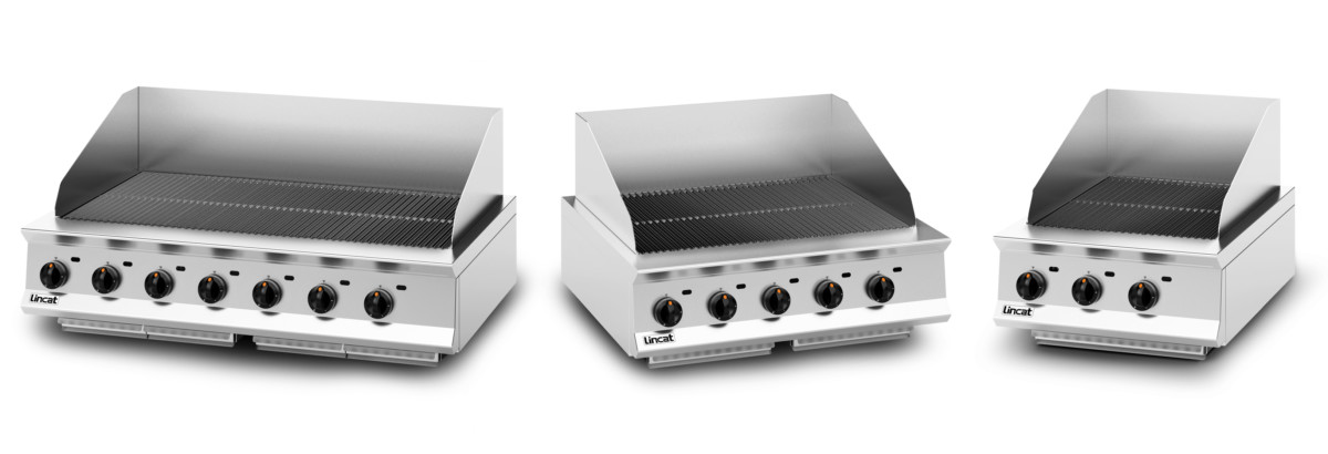 Lincat Opus 800 Gas Chargrills