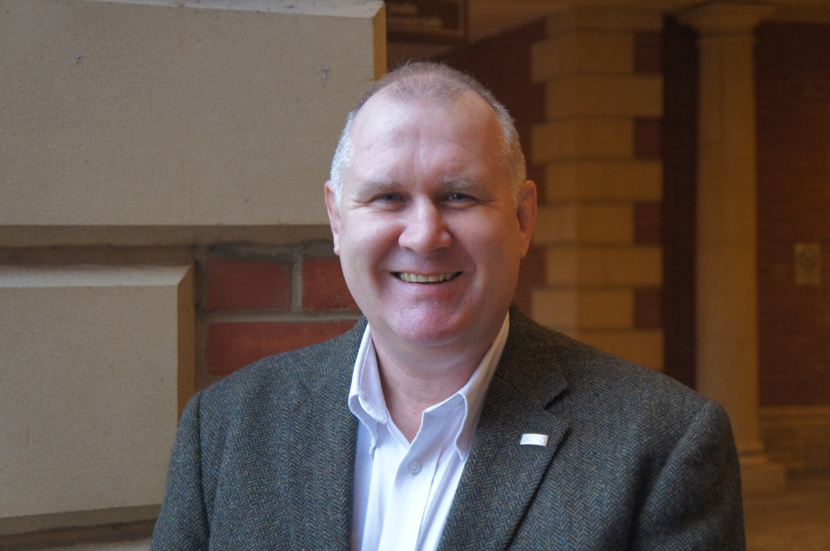 Simon Frost, director, sales and chain accounts