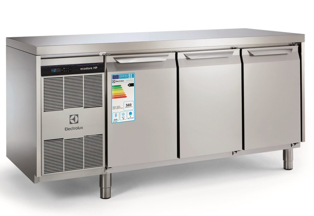 Ecostore HP refrigerated counters