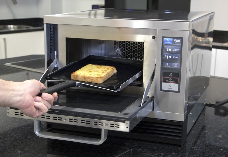 SCV-2 Speed Convection Oven