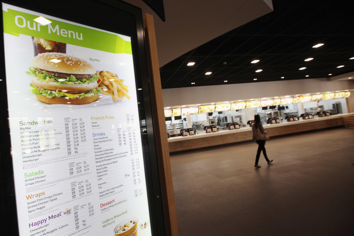 Customers will soon be able to skip the front counter entirely. Getty Images.