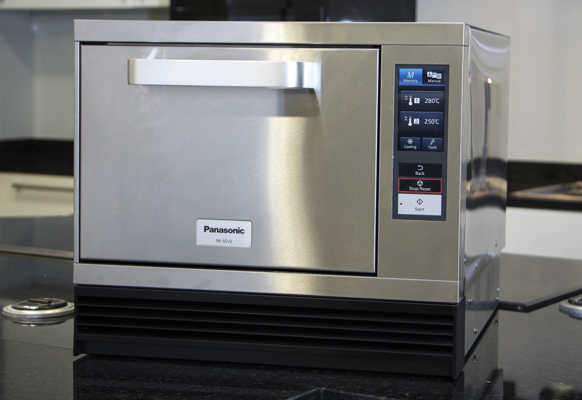 Panasonic SCV-2 high speed oven
