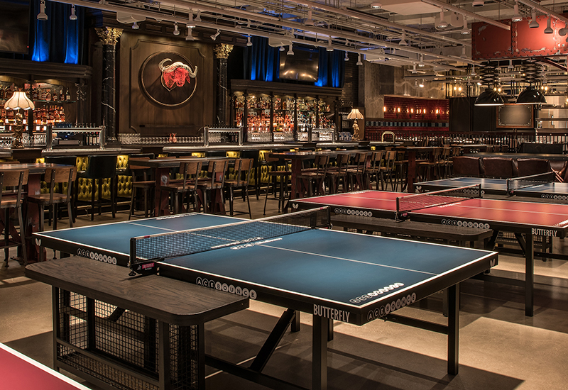 Ping pong locations london